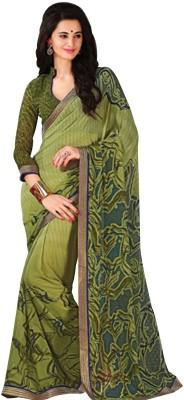 Tulaasi Printed Fashion Georgette Sari