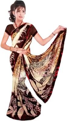 Jannat Printed Bollywood Georgette Sari