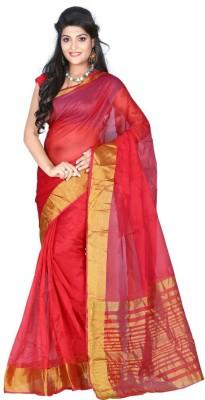 Being Feminine Printed Daily Wear Art Silk Sari
