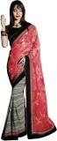 Vibes Printed Fashion Georgette Saree (P...
