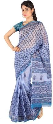 Great Art Floral Print Fashion Kota Sari