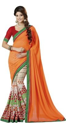 Fashion Forever Printed Fashion Georgette Sari