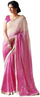 Laxmipati Self Design Fashion Brasso Sari