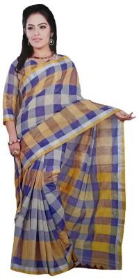 Ninaam Embellished, Printed Fashion Silk, Cotton Sari