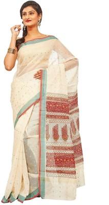 Slice Of Bengal Printed Daily Wear Cotton Sari