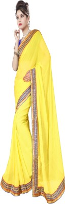 Sarika Fashion Embriodered Fashion Chiffon Sari