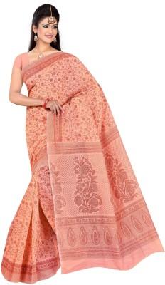 revathi textiles Printed Daily Wear Cotton Sari