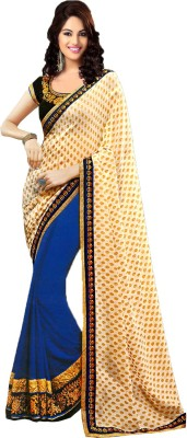 Heaven Deal Embriodered Fashion Jacquard Sari