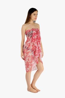 Holidae Floral Print Women's Sarong