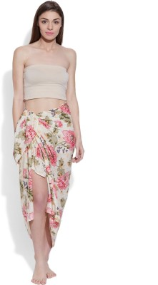 Very Me Floral Print Women's Sarong