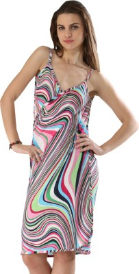 Fascinating Striped Women's Sarong