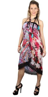 IRACC Floral Print Women's Sarong