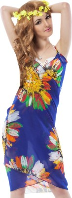 Fascinating Floral Print Women's Sarong