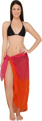 The Beach Company Solid Womens Sarong