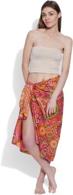 Very Me Printed Women's Sarong