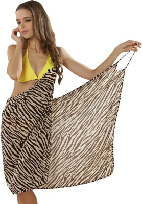 Fascinating Animal Print Women's Sarong