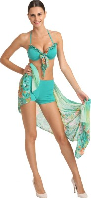Fascinating Solid Women's Sarong