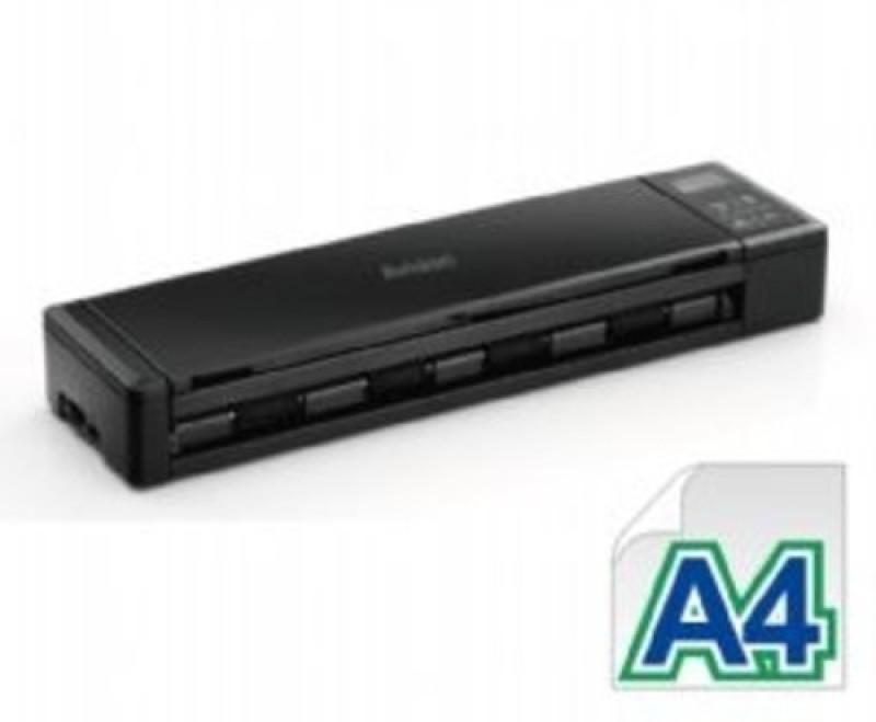 AVISION FF-1301S MICUBE MOBILE Scanner(Black and white)