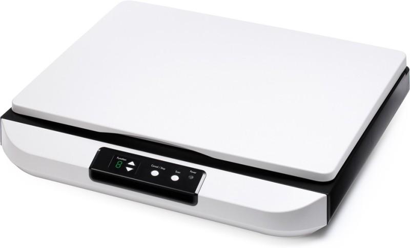 Avision FB5000 Flatbed Scanner(Black and white)