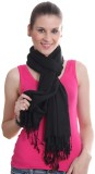 Lotusa Solid cotton Women's Scarf