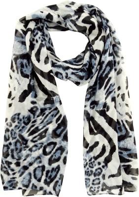 Hi Look Animal Print Polyester Women's Scarf