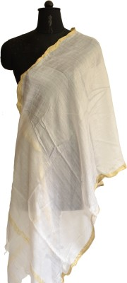 Jupi Solid Polyester Women's Stole