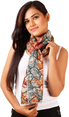 Toscee Printed 100% Pure Cashmere Women,s