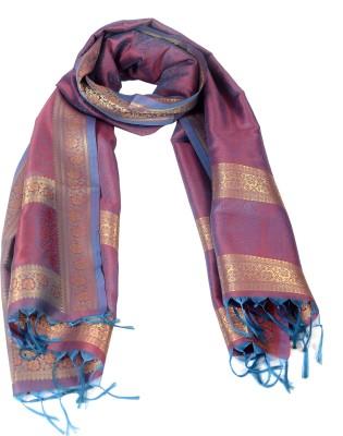 Valintinotextile Printed Silk Women's Stole