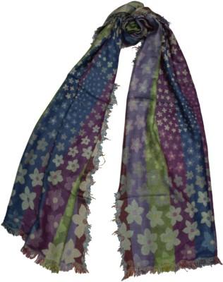Shawls Of India Woven Viscose Women's Stole