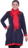 Belmarsh Self Design Cotton Blend Women'...
