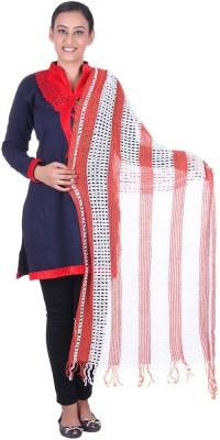 Belmarsh Striped Cotton Blend Women's Stole