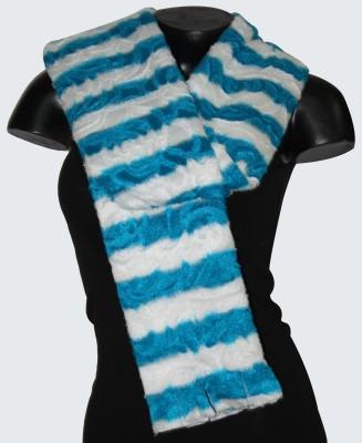 Harbans Striped Vescos Women's Stole