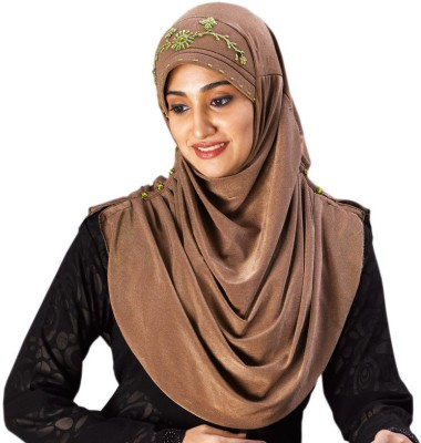 Parvin Solid Soft Polyester Women's Scarf