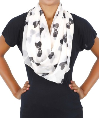 Stylehoops Printed Polyester, Rayon Women's Scarf