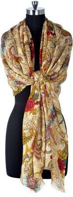 Tiara Printed Linen/Viscose Women's Stole