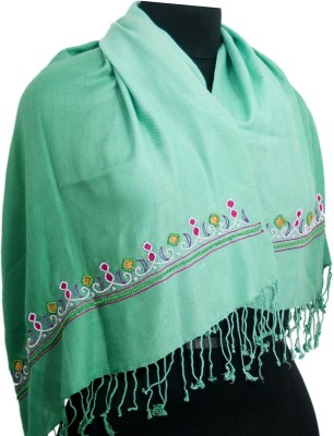 VR Designers Embroidered Viscose Womens Stole
