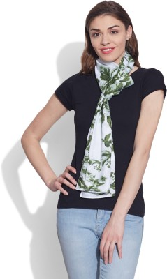 Very Me Floral Print Cotton Voile Women,s Scarf