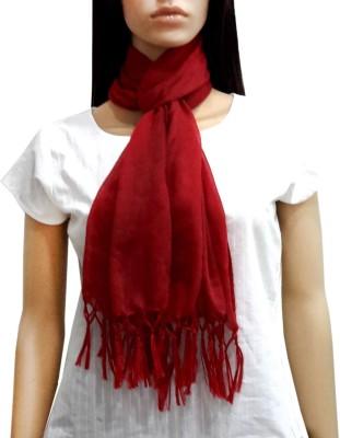 Lifestyle Retail Solid Cotton Women's Scarf