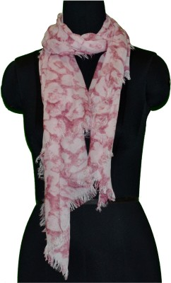 COURTLY LOVE Animal Print POLYVISCOSE Women's Stole
