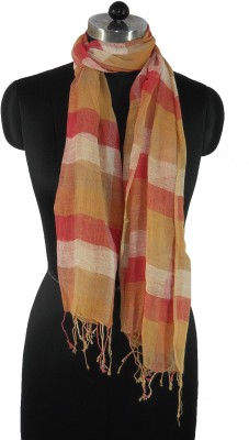 NEHANCHAL Checkered Cotton Women's Stole
