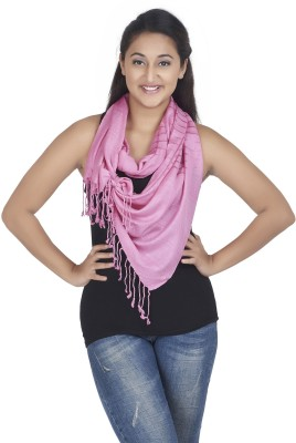 Get Wrapped Solid Viscose Women's Stole