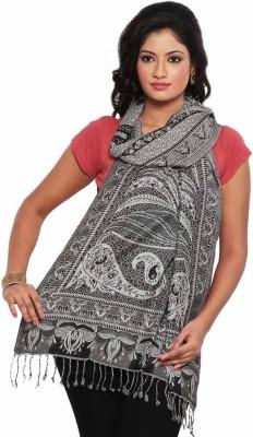 Ethnictreat Printed Modal Silk Women's Stole