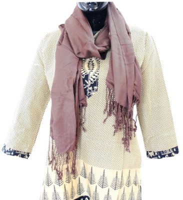 Baba Handicrafts Embroidered Pashmina Women's Stole