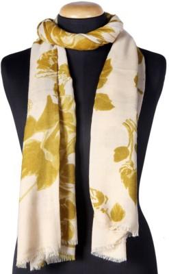Tiara Floral Print Wool Women,s