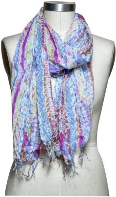 STUDIOB40 Printed viscose poly Women's Stole