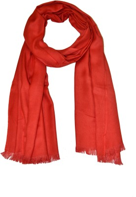 COURTLY LOVE Solid Viscose Women's Stole
