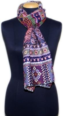 Tiara Printed Wool Women,s