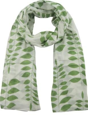 Cashmere Craft Printed 100% Cotton Women,s Scarf