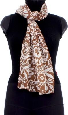 Trendif Printed Cotton Women's Stole