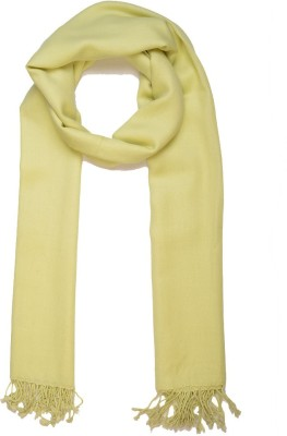 Add To Style Solid Acrylic Women's Scarf
